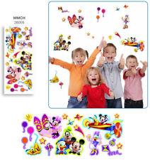 Decorazione muro Adesivi removibili Topolino e amici Disney cm 31x70 26005 ba...