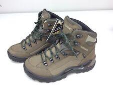 Lowa Renegade GTX Mid Stone Hiking Boots Size 6 B Women's EU 37 Hiker