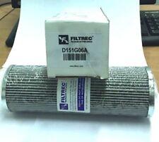 FILTREC HYDRAULIC FILTER D151G06A