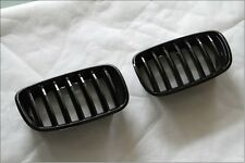 For BMW X5 E70 2007-2013 NEW style piano black front grille mesh grill vent