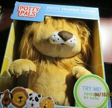 Larry The Lion Singing Potty Pals Potty Training System New with Charts