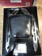 Honda Deluxe Chrome Backrest With Pad VTX1800R VTX1800S