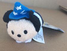 NWT Disney Parks FantasyLand Philharmagic Sorcerer Mickey Mini Tsum Tsum SEE PIC