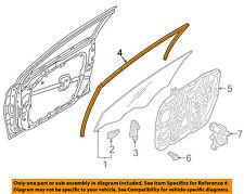 HYUNDAI OEM 15-18 Sonata Front Door-Run Channel Right 82540C2000