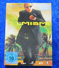 CSI Miami Season 9.1 Episoden 01-11 Limitierte Auflage, DVD Box Staffel 9 Teil 1