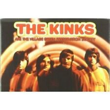 KINKS - VILLAGE GREEN PRESERVATION (DELUXE 3CD EDITION) 3 CD NEUF