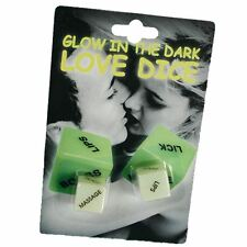 Mens Novelty Love Dice Toy Gift Boyfriend Girlfriend Gifts For Him Her