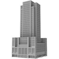 Monsterpocalypse Skyscraper - PIP51040 - Brand New Free Shipping
