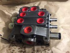Parker Hydraulic Valve DVA20  DVA20-AA880DA7DA7-PB88, 40GPM/3000PSI