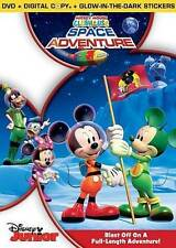 Mickey Mouse Clubhouse: Space Adventure (DVD, 2015) DISC IS MINT