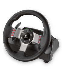 Logitech G27 Racing Wheel with Pedals & Gear Shift & Paddle Shifter