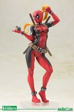 ★ STATUE PVC LADY DEADPOOL-STATUETTE BISHOUJO MARVEL PIN-UP-KOTOBUKIYA-EN STOCK★