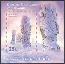 Russia 2011 Rocks/Geology/Climbing/Legends m/s (n32181)