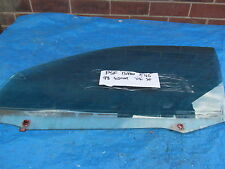 MAIN WINDOW DOOR GLASS N/S PASSENGER FRONT from BMW 318 i SE E46 SALOON 1998