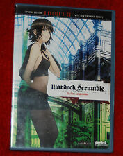 Mardock Scramble : THE FIRST COMPRESSION (Dc) (2012) - Dvd DIRECTIOR'S CUT