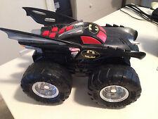 Large Batman Monster Jam Monster Truck Sounds Signed by John Seasock 2008