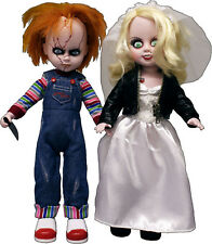 Living Dead Dolls - Child's Play Chucky and Tiffany 2-Pack NEW IN BOX