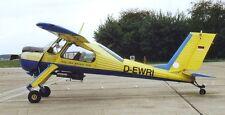 PZL-104 Warszawa Wilga-35A Aircraft Wood Model Replica Large Free Shipping
