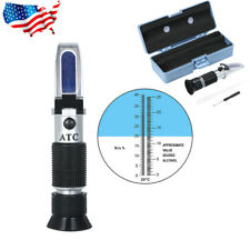 Fish Tank Aquarium Salinity Refractometer Salt Water Tester Hydrometer Usa C5S6