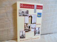 Histoire de Nissan de la révolution à l'aube du XXème siècle par Vayssière