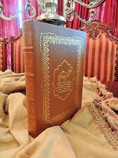 ARABIAN SANDS Easton Press  THESIGER FINE RARE