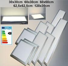 LED Panel Ultraslim Deckenleuchte Einbaulampe Pendelleuchte Büroleuchte B-Ware