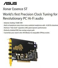 Asus Xonar Essence STX PCI-e Hi-Fi Audiophile Sound Card