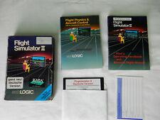 Flight Simulator II - 2 für Commodore 64 C64 auf Diskette