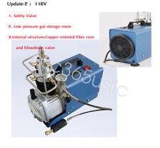 30Mpa High Pressure Air Pump Electric Pcp Air Compressor 110V Usa