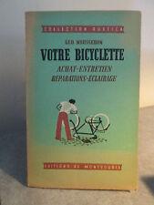Le Travail du Bois et son Outillage - J.Sallé - Rustica
