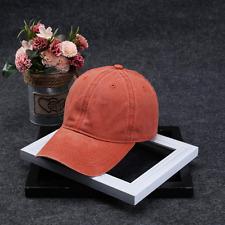 Men Women Adjustable Baseball Cap Unisex Sport Outdoor Golf Snapback Hip-hop Hat