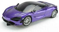 Scalextric Purple McLaren 720S W/ C8515 Digital Plug 1/32 Scale Digital Slot Car