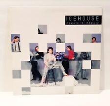 ICEHOUSE MEASURE FOR MEASURE 1986 RELEASE  33 VINYL LP RECORD EXCELLENT