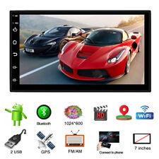 7 Inch Car Stereo Radio HD Mp5 Player Touch Screen Bluetooth Radio 2din&Camera