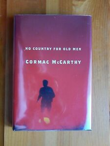 No Country for Old Men by Cormac McCarthy 1st Edition Hard New Remainder Mark