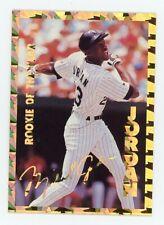1993-94 Stadium Sports #69 Michael Jordan - Baseball