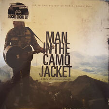"Mike Peters Man In the Camo Jacket Soundtrack 12"" LP RSD 2017 NEW SEALED alarm"