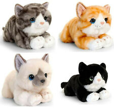 Keel Toys 25cm Signature Cuddle Kitten Soft Plush Toy New Tagged Please Choose