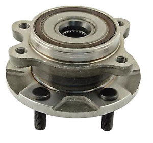 FRONT WHEEL HUB BEARING ASSEMBLY FOR 2007-2014 LEXUS GS350 AWD/4WD SINGLE RIGHT