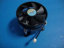 New Masscool 8W553B1M3 LGA775 Aluminum Ball Bearing CPU Heatsink Cooling Fan