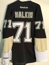Reebok Premier NHL Jersey Pittsburgh Penguins Evgeni Malkin Black sz S