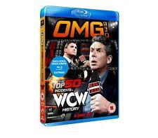 WWE - OMG! Volume 2 - Top 50 Incidents In WCW History Blu-Ray (2 Disc)
