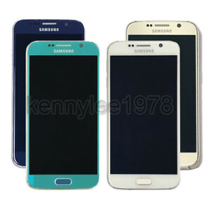 Samsung Galaxy S6 SM-G920V 32GB Verizon Wireless 4G LTE Smartphone GSM UNLOCKED