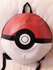 Pokemon Pokeball Round 3d Backpack Pokemon Go Nintendo bag Gamer Pokemon Go