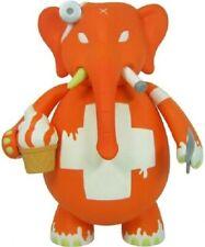 """Frank Kozik Dr. Bomb Orange Vanilla Swirl 10"""" Vinyl Toy Toy2R"""
