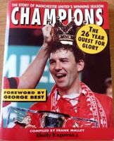 The Story Of Manchester United's Winning Season - Champion 1993