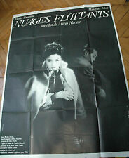HIDEKO TAKAMINE NUAGES FLOTTANTS 浮雲  1955 R80  120x160 AFFICHE FRENCH POSTER
