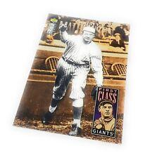 1996 Collectors Choice #503 Christy Mathewson Card