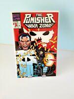 The Punisher War Zone #1 Marvel Comics 1992