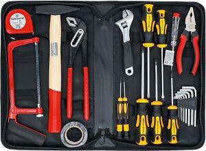BGS 23 Werkzeuge Wohnmobil Boot Haus Unterwegs Werkzeug Tasche Mappe Sortiment